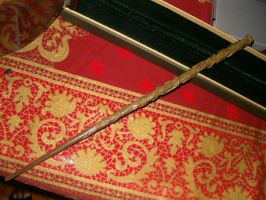 Hermione's Wand 2 by evanescence-rox