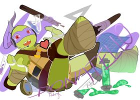 HAMATO DONATELLO by YunachanFairy