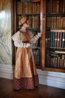 1830's Ball Gown 2 by EmilyParrishCostume