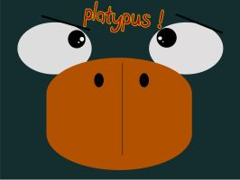Platypus by RorySpaceman