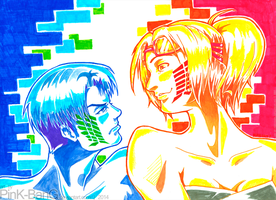 SnK - Wings of Freedom by PinK-BanG