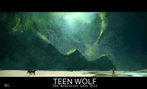 The mountains have Wolf by buzy069