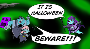 It Is Halloween by Andie200