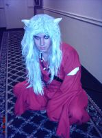 My Inuyasha costume-finished by Geiger2k5