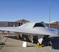 Boeing X-45 UCAV by DarkWizard83