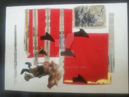 printing collage  by leahd1986