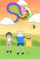 Adventure Time with my Sissy by NIKEwings