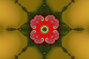 Exiled Mandelbrot No. 43 by element90