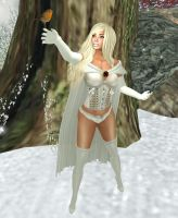 My Next 25...  Emma Frost 1 by EthereaS