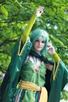 Rydia: Myst Breath by ShaeUnderscore
