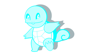 Squirtle! Squirtle! by chingolobird