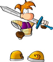 Rayman - The Prince by sEbeQ13