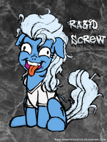 Rabid Screw by Paradigm-Zero