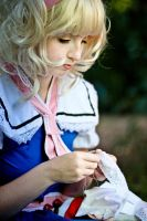 Alice Margatroid - Sewing by updaterequired