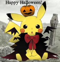Pokemon Halloween by xXxXBrokenDreamsXxXx