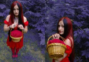 Little Red Riding Hood by OrderOfShadows