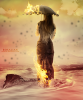 The fire water by ROSALIAN