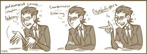 Thoth Discusses Counterfeiting by Inonibird
