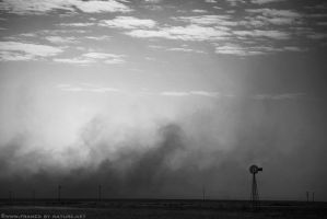 Modern Dust Bowl by FramedByNature