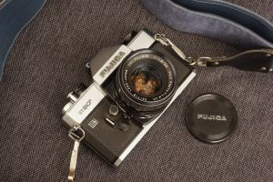 Fujica ST801 by TLO-Photography