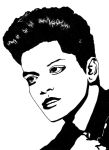 Bruno Mars by kodapops