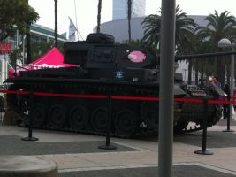Replica Panzer from AX 2013 by TealGuardian