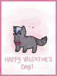 Happy Valentine's Day! by Lucernne