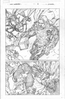 Thor Movie Tie-in PG 9 by Kevin-Sharpe