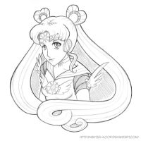 Sailor Cosmos by Winter-nook