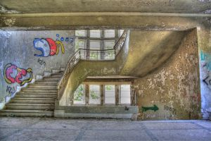 second floor by InAgoldfishbowl