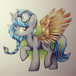 $25 full body commission (completed) by OverTheRhine90