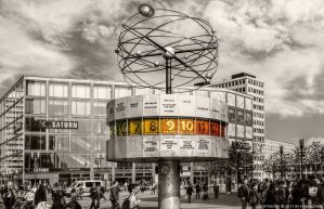 Berlin - World Clock by pingallery