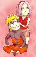 V-Day:  NaruSaku by Kamden