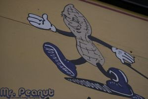 Mr. Peanut by LeperConDios