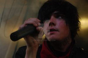 Gerard Way 6 by nerzig