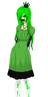 .:Toxic In The Deep (Collab part):. by Fangirling-Pixels