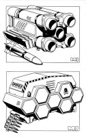 Battletech - Weapon Systems by SteamPoweredMikeJ