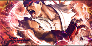 Ryu by Kash2Smash