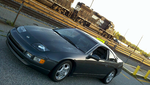 Nissan 300ZX at the tracks by AllHailZ