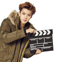 Sehun [EXO] PNG 001 by Yourlonglostsister