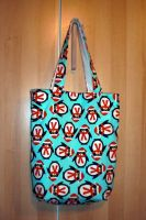 Penguin Bag by WollMia
