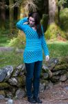 Crochet tunic by magicandcrochethook