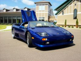 Lamborghini Diablo For Mimi by rioross