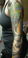 Rheah's Sleeve by That-One-Midget