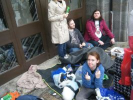 MCM 2014 - HoboCon  (With Real Hobos) by InsaneSpyro