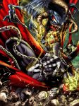 Spawn vs Violator by JMB-ART