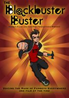 Blockbuster Buster New Poster by EuJoyuen