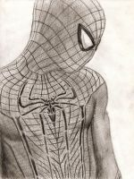 The Amazing Spiderman by MoonIllustrator