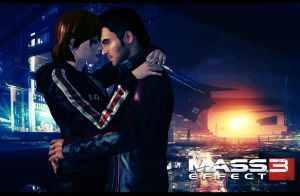 Mass Effect 3 by SallibyG-Ray