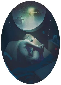 Replicant Dream by at-home-in-space